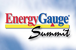The EnergyGauge Summit Logo