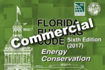 Picture of the Florida Building Code 2010 Commercial Manual.